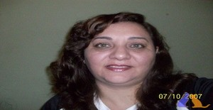 Martabrasileira 50 years old I am from New Orleans/Louisiana, Seeking Dating Friendship with Man