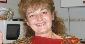 Lucia64 60 years old I am from Hendaye/Aquitaine, Seeking Dating Friendship with Man