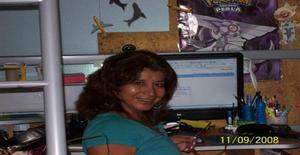 Flordelacanela27 55 years old I am from Elizabeth/New Jersey, Seeking Dating Friendship with Man