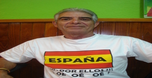 Juanvidelfin 69 years old I am from Santa Cruz de Tenerife/Islas Canarias, Seeking Dating Friendship with Woman