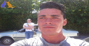 Norberto1987@ 31 years old I am from Willebroek/Antwerpen (province), Seeking Dating Friendship with Woman