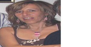 Luna43 55 years old I am from Salamanca/Castilla y Leon, Seeking Dating Friendship with Man